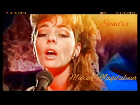 Sandra - Maria Magdalena (Official Music Video)