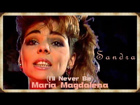 Sandra - Maria Magdalena (Official Video 1985)
