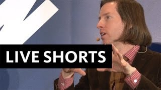 Wes Anderson on Stefan Zweig & The Grand Budapest Hotel | LIVE from the NYPL