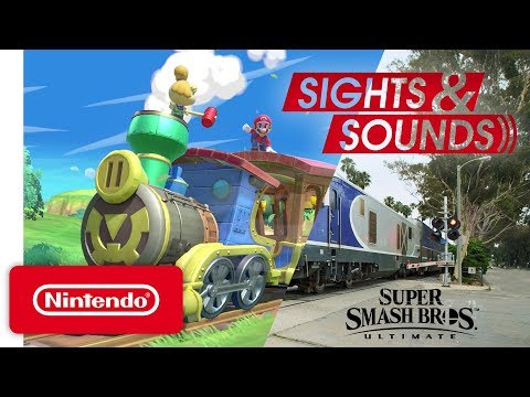 Nintendo - Sights & Sounds