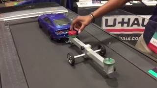 Trailer weight distribution