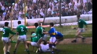1990 Limerick vs Tipperary Munster Championship