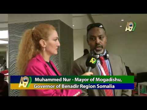 What did Muhammed Nur, Mayor of Mogadishu, Governor of Benadir...