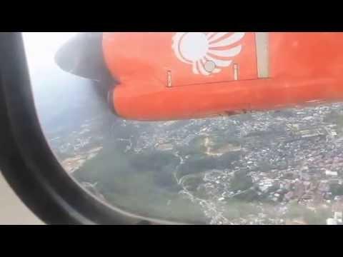 Wings Air Take off from Sultan Aji Muhammad Sulaiman International Airport | Balikpapan | BPN-BEJ