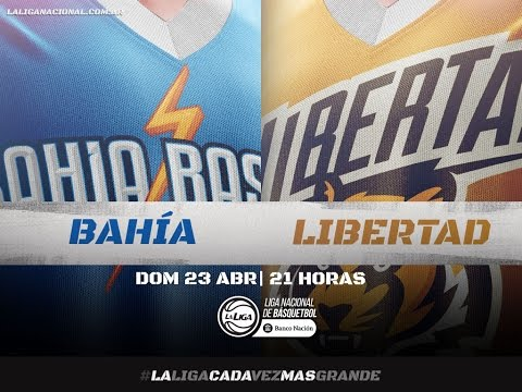 Liga Nacional: Bahía Basket vs. Libertad | #LaLigaEnTyC