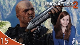 CHLOE OR ELENA? | Uncharted 2 Among Thieves Gameplay Walkthrough Part 15
