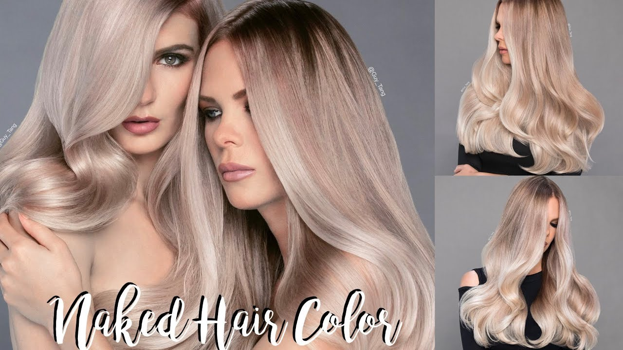 Naked Hair Color