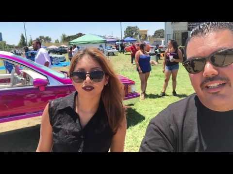 San Fernando Lowrider Car Show