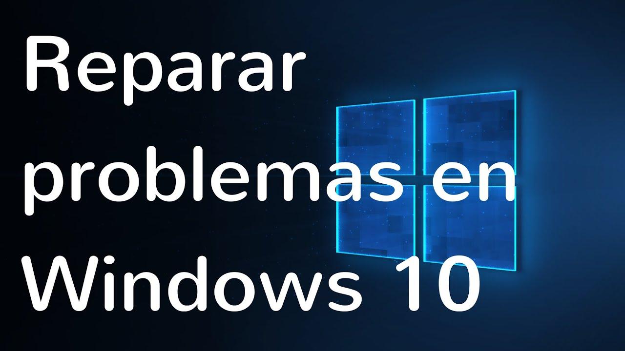 Herramienta para solucionar problemas en Windows 10 Anniversary Update