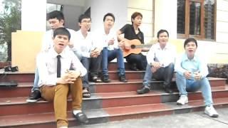 CLB tình nguyện Hòa Bình Xanh tỉnh Thái Nguyên (guitar Xinh Tươi Việt Nam- 8/3/2013)