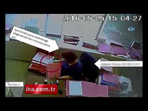Çağlayan Adliyesindeki rüşvet skandalı kamerada