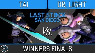 lssd 82 tai marth vs dr light ice climberssheik ssbm winners finals smash melee