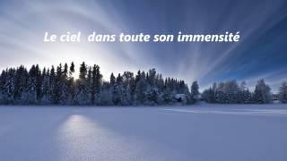 Georges Jouvin - Tombe La Neige