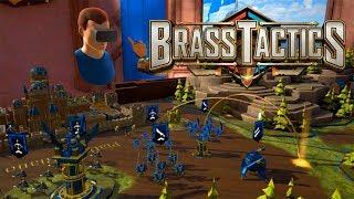 BRASS TACTICS - Jeu de Stratégie en VR