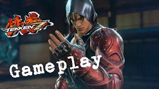 Tekken 7 PS4 Gameplay vs with my friend