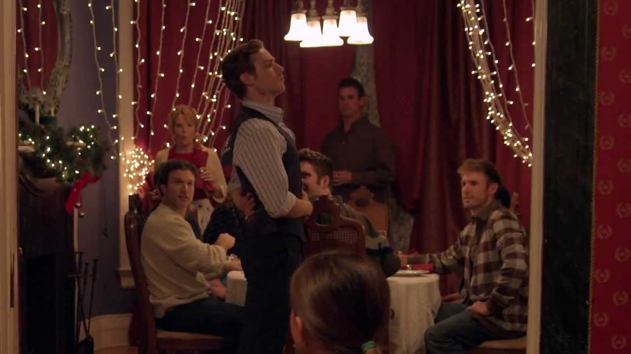 LOVE AT THE CHRISTMAS TABLE TRAILER - YouTube