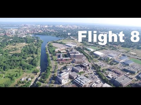 Carleton University. Flight 8