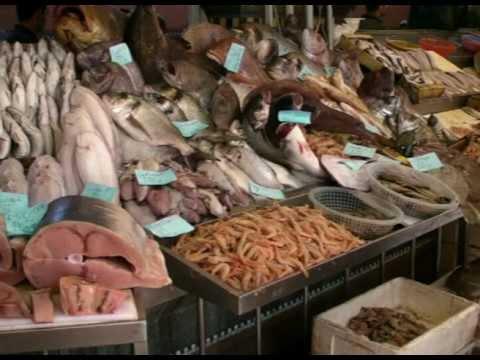 Food market - Rabat, Morocco