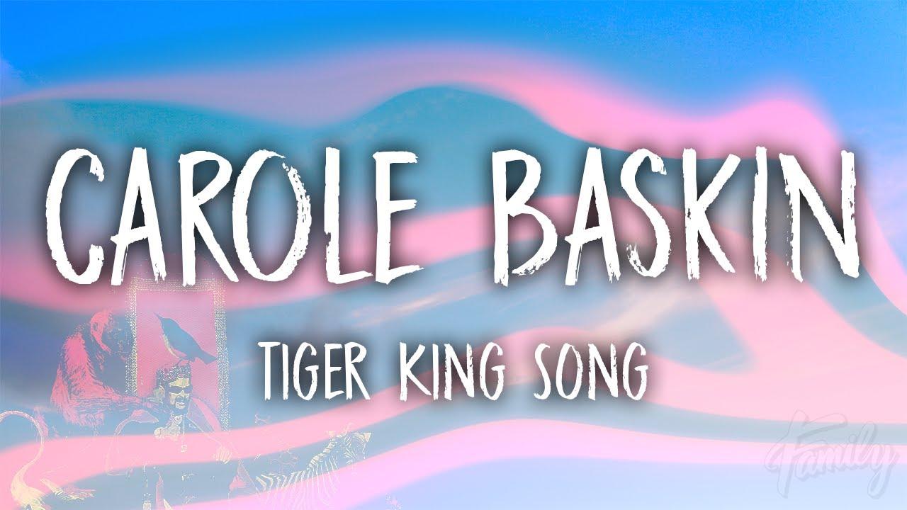 Carole Baskin Tiger King Song Lyrics Youtube