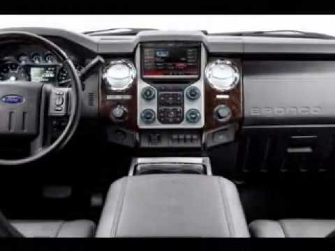 High Quality 2016 Ford Bronco Interior And Exterior Great Pictures