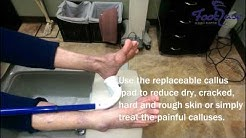 Introducing the Foot Ease Applicator