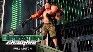 FULL MATCH - John Cena vs. Kane - Ambulance Match: WWE Elimination Chamber 2012