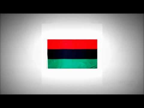 Pan-African Flag Including Red Black & Green Products
