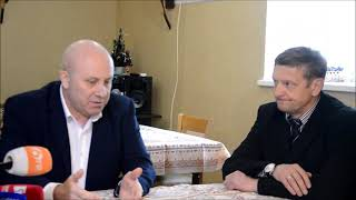 """Мэр Хабаровска ругает сотрудника администрации за скандал с """"лыжной базой"""""""