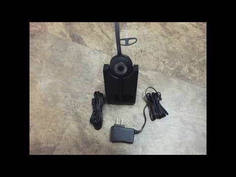 Jabra Pro 935 Headset for Skype for Business / Microsoft Lync