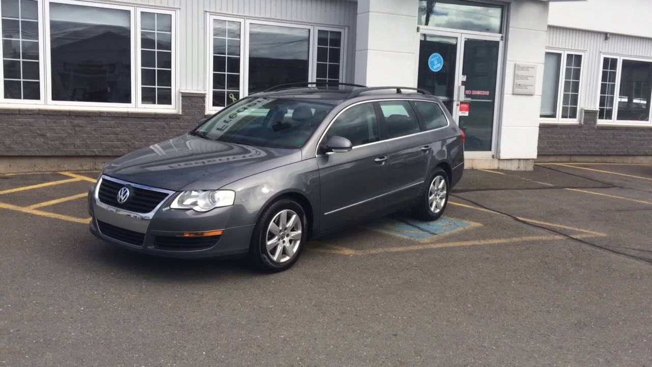 2007 passat wagon with manual transmission for sale at fredericton rh youtube com 06 Volkswagen Passat Wagon 07 vw passat owners manual