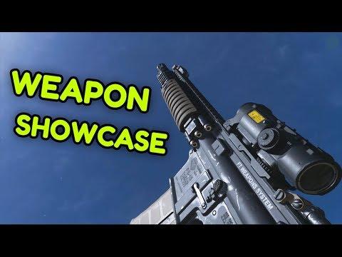 COD: Modern Warfare BETA - ALL WEAPONS Showcase