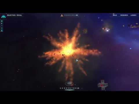 Homeworld Remastered Collection: MP Beta |Overwhelmed in 10 Minutes or Less| |