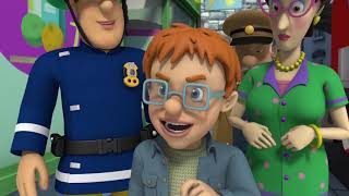 Angry-Faced Norman |  Fireman Sam US 🔥 Fireman Sam Best Saves 🔥 Cartoons for Kids