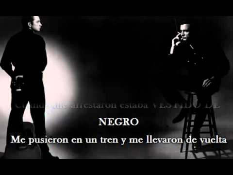 JohnnyCash - CocaineBlues (Sub Español)