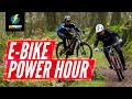 E-Bike Vs Mountain Bike | How Much Riding Can You Do In An Hour?