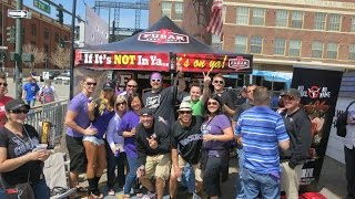 FUBAR + ROCKIES OPENING DAY = ONE KICK ASS TIME