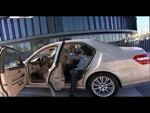 108 Mercedes-Benz E-212 - Наши тесты