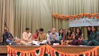Vasant Utsav 2015 - India Society Music Group
