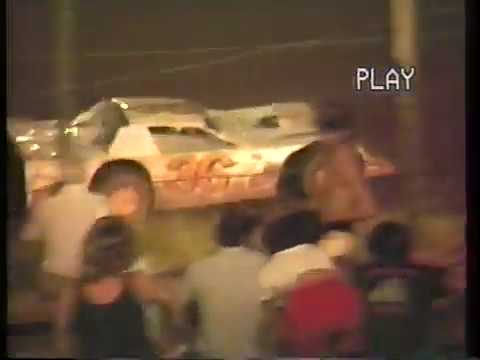 1991 I-77 Speedway Late Model Feature - Eslie Bills WINS! (aka Jackson County Raceway)