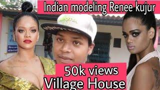Indian modeling Renee kujur village House  - AmN k vLoG