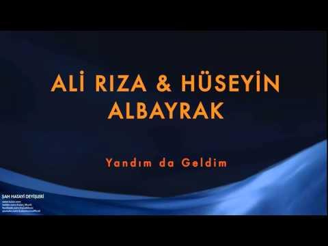 Ali Rıza Albayrak & Hüseyin Albayrak - Yandımda Geldim [ Şah Hatayi Deyişleri © 2004 Kalan Müzik ]