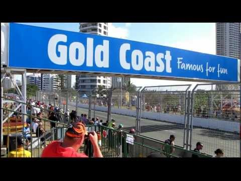 The Sweet Sound of V8 Supercars - Gold Coast 600