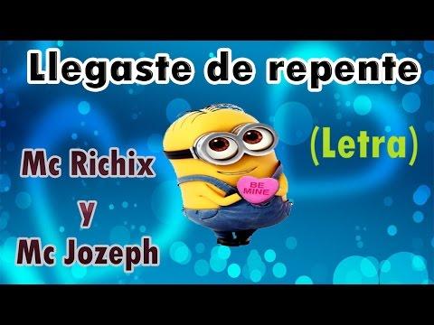Gracias A Ti Rap Romantico 2018 Mc Richix Letra