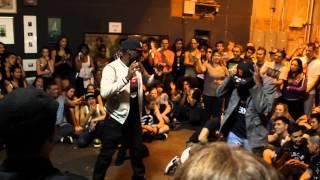 Deep World Tour Portland | Deadly Assassins Performance | June 2013