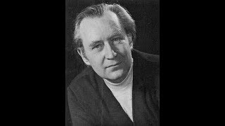 "Francis Loring sings ""Another Spring"", op. 93"