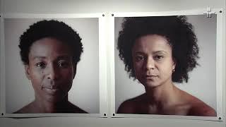 'Retratos de Mulheres por Mulheres'  Exposição