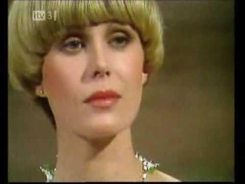 Joanna Lumley on Harty LWT 70s