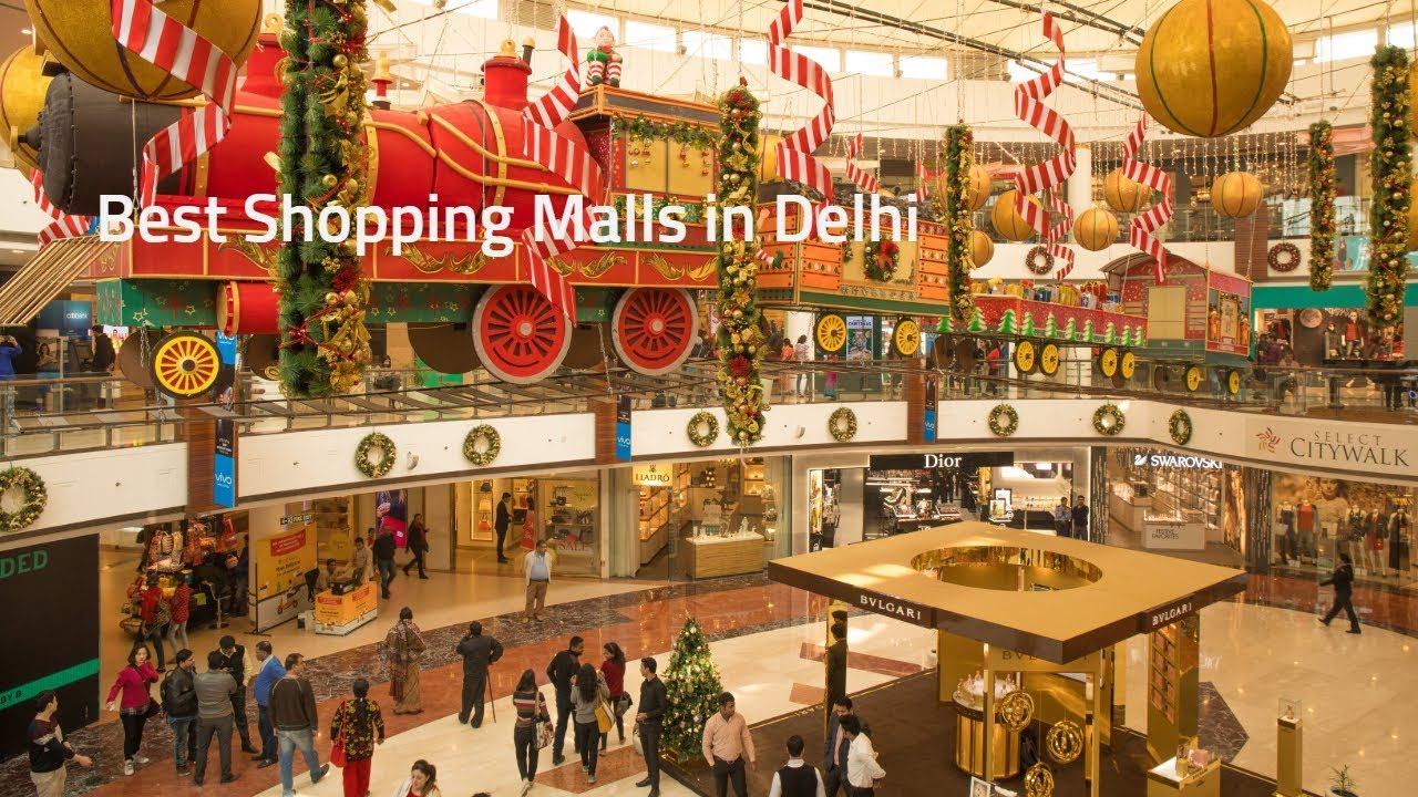 14 Malls in Delhi | Biggest Mall in Delhi | Best Shopping Malls in Delhi