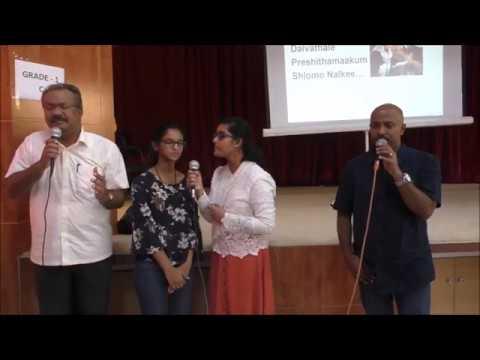 Retreat for Teenagers, St. Mary's Sunday School, Sharjah