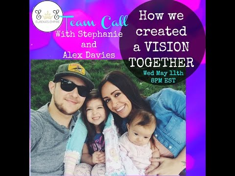 E&E team call with Stephanie and Alex Davies
